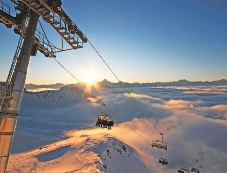 Estacion de ski de Kals-Matrei