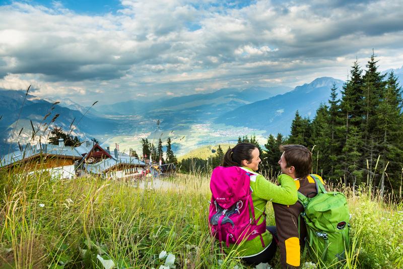 Arlberg, disfruta de los Alpes en Verano