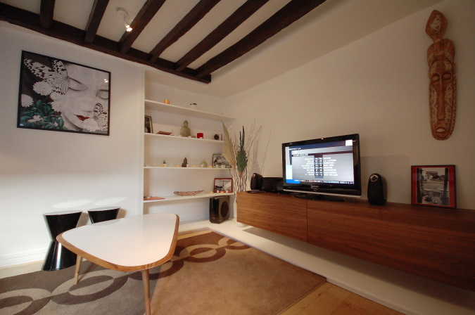 QUINC58 : Chatelet apartment 2 bedrooms