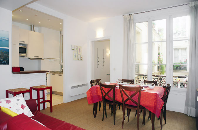 Paris apartment short term rental le marais tour24 for 2 bedroom apartments cheap