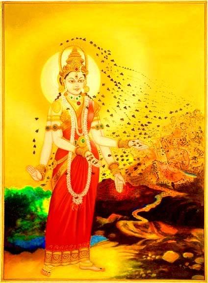 13._Bhramari_Devi