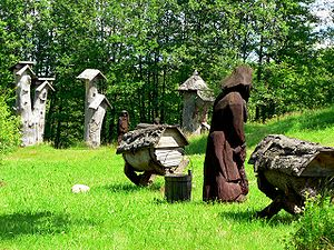 15_Ancient_Lithuanian_Log_Hives