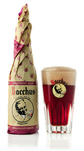 Bacchus frambozenbier, Bacchus Raspberry, Van Honsebrouck,