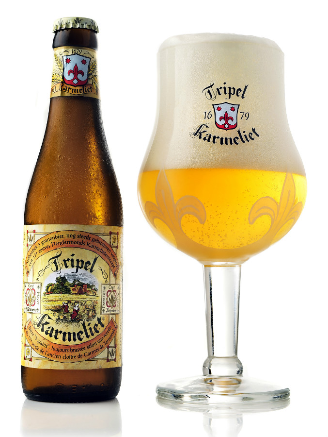 Comment bien démarrer un flat ?  Tripel_Karmeliet_beer_Bosteels900