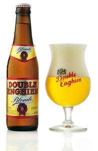 Double Enghien Blonde beer