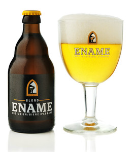Ename Blond beer