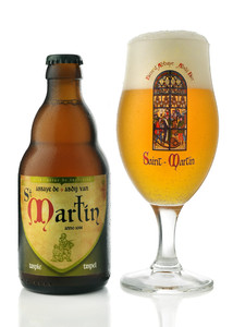 Saint-Martin Triple beer