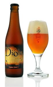 Diôle Ambrée beer
