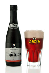 St. Louis Kriek Fond Tradition beer