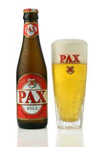 Pax Pils beer