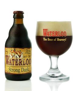 Waterloo Strong Dark beer