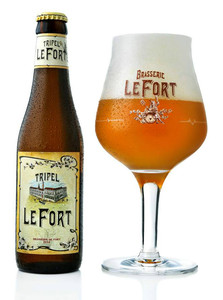 Tripel LeFort beer