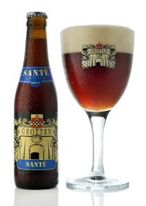 Grotten Santé, Belgian beer, craft beer, beer, Ypres