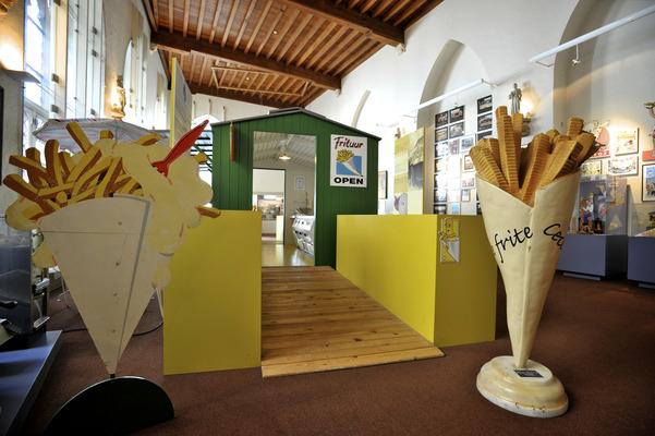 Frietmuseum in Bruges
