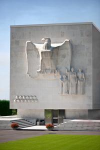 American war memorial Belgium