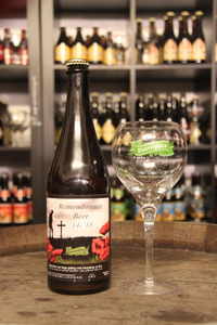 Great War Remembrance Beer '14 - '18