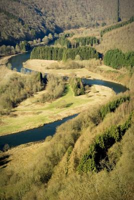 Geography of Belgium, Belgium, Belgian Landscape, Ardennes
