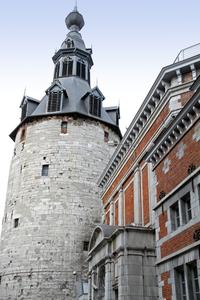UNESCO World Heritage, Namur, Belgium, Belfry
