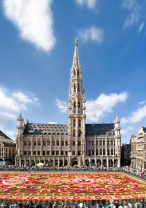 Grand Place, Grote Markt Brussel, UNESCO World Heritage, Brussels
