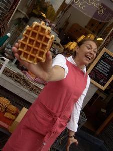 Food in Bruges