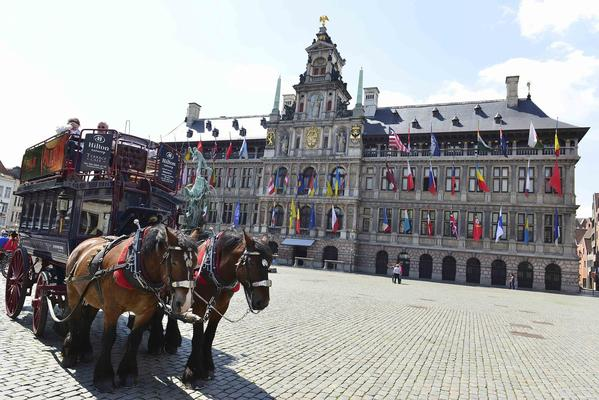 Antwerp City Guide, Antwerp City Hall, Belgium, visit Antwerp, visit Belgium