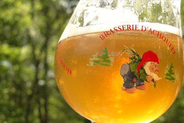 brasserie d'Achouffe, La Chouffe Blonde