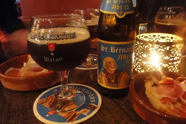 Beer Tourism Café beer tasting