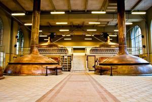 De Hoorn brewing hall