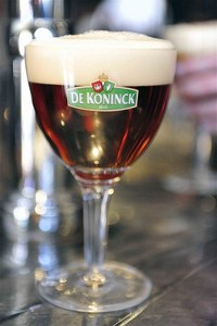 Bolleke, De Koninck, beer, Belgian beer, Antwerp, Flanders