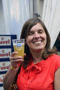 Anouk Lagae, Duvel Moortgat, Belgian Beer weekend