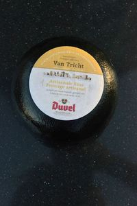 Duvel cheese, Duvel, Belgian Cheese