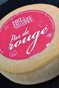 Pas de Rouge, Belgian cheese