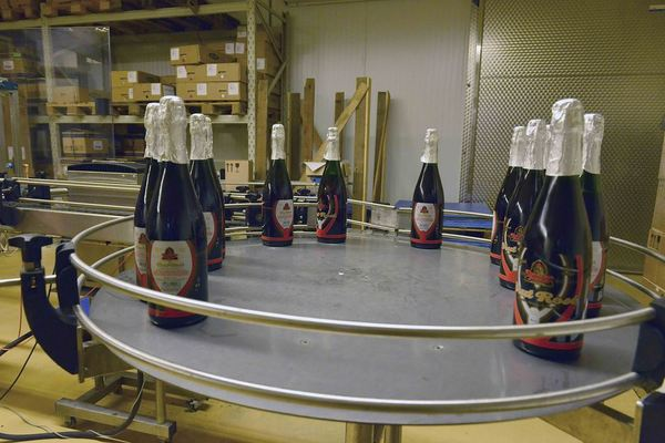 Anders brewery, Bottling track