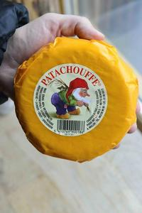 Belgian cheese