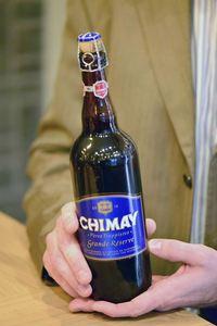 Chimay Bleu, Chimay beer