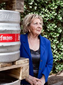 Brewing legend Rosa Merckx © Duvel-Moortgat