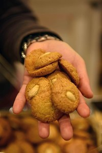Typical Belgian sweets