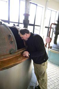 Verhaeghe-Vichte, Peter Verhaeghe, brewing kettle