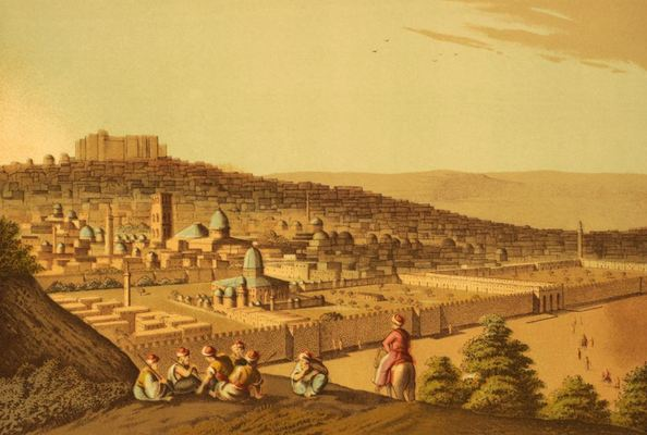 Jerusalem, the Ottoman Empire