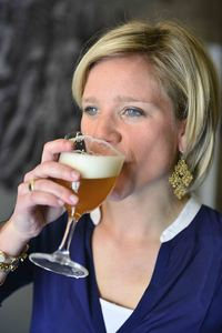 Julie Depypere, Browerij De Kazematten, drinking