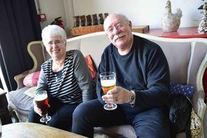 Drinking Belgian beer - Gruut