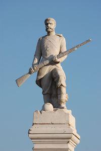 Crimean war monument