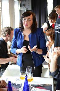 Sofie Vanrafelghem, Vrouwen en bier, Women and beer