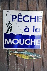 Escaveche, trout fishing in Belgium