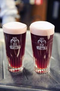 Belgian beer - Kriek