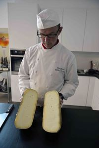 Van Tricht, Belgian cheese