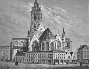 Sint-Walburga, Oudenaarde