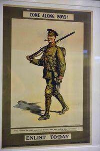 World War one, the great war
