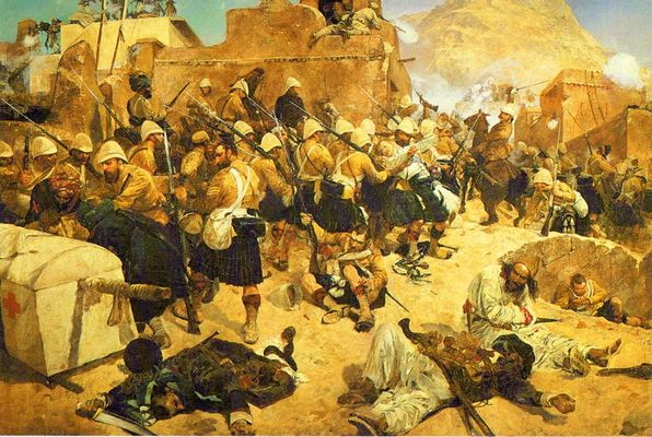 The Second Afghan War