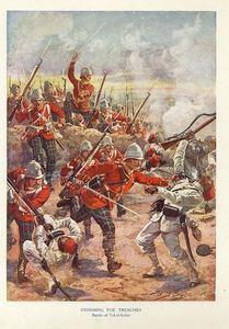 The Battle of Tell al-Kabir